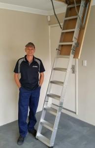Attic Ladder Installation Perth
