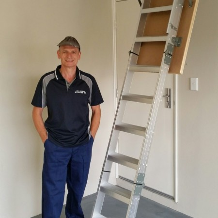 Attic Ladder Installation Perth