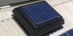 solar roof ventilation Perth