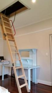 attic / loft ladder