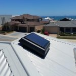 solar roof ventilation Perth