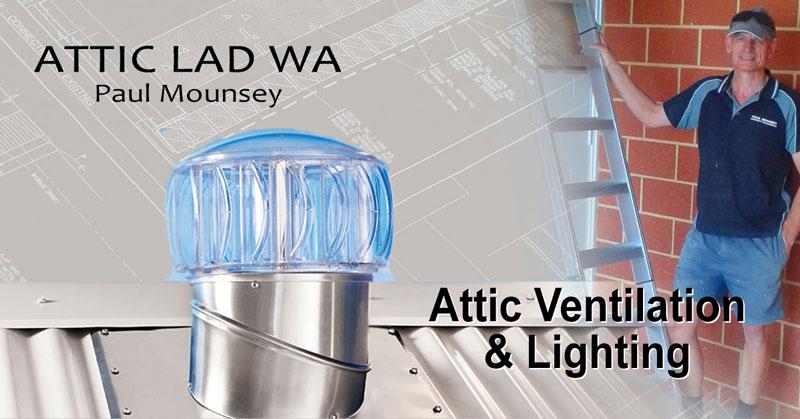 Whirlybird Roof Ventilator | Attic Lad WA