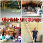 The Cost of Attic Storage in Perth By Attic lad WA