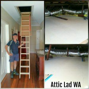 Best Value Attic Ladder Installer Perth WA