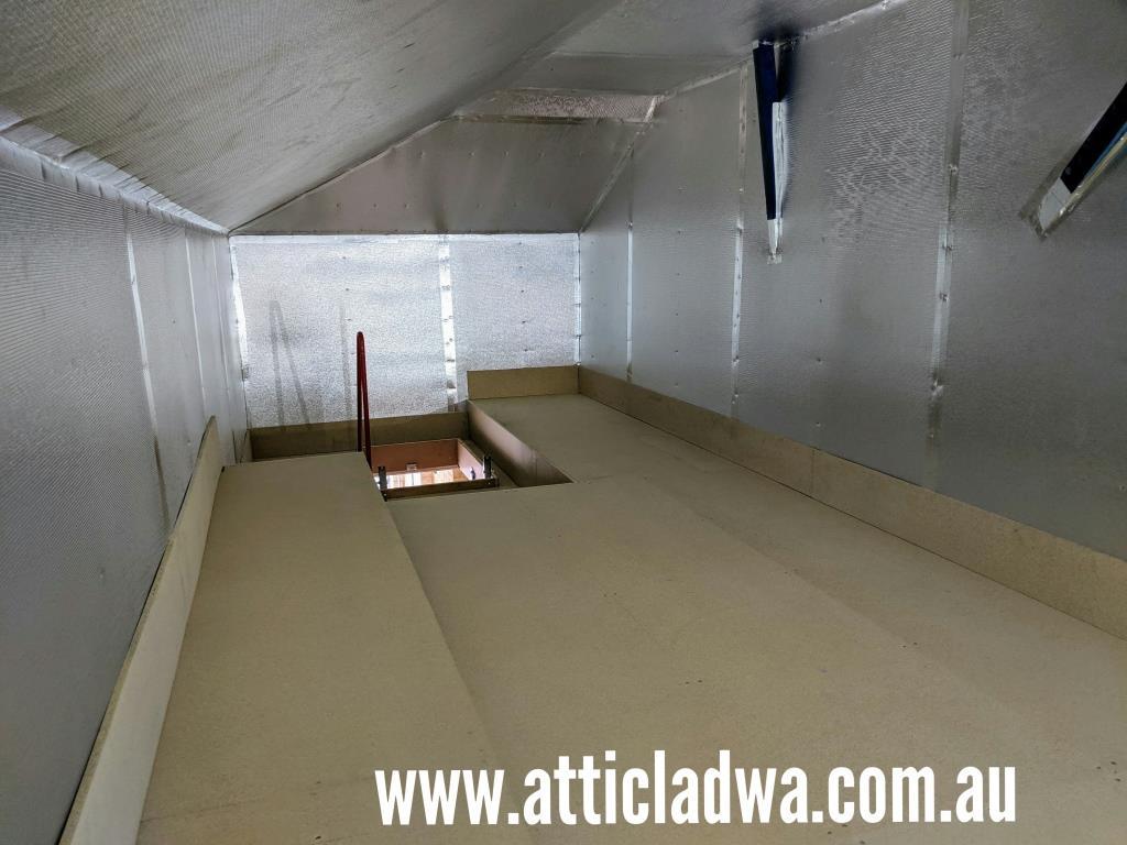 dust proof attic storage