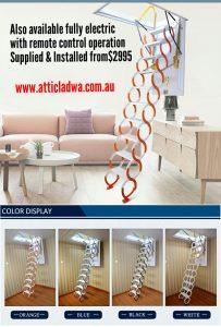 Perth Attic Ladders