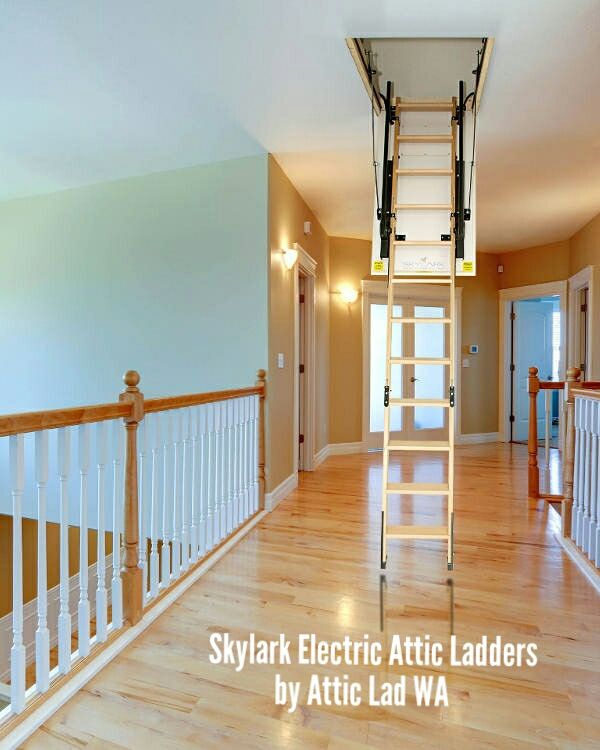 skylark attic ladder Perth